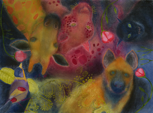 The Animal Nature and the Psyche - The Art of Jan Harrison